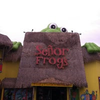 Photo taken at Señor Frog's by Mike H. on 5/19/2013