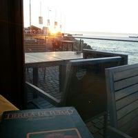 Photo taken at Restaurant Tierra de Fuego by Claudio M. on 10/14/2012