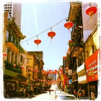 Photo taken at Chinatown by Graham H. on 4/18/2013