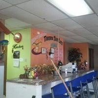 Photo taken at Takeria Taco Loco by Daniel R. on 10/18/2012