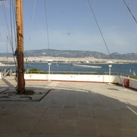 Photo taken at Yacht Club of Greece by Alexandra K. on 3/30/2013