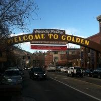 Photo taken at Golden, CO by Steve on 11/13/2012