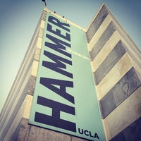 Photo taken at Hammer Museum by JC R. on 9/19/2012