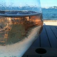 Photo taken at Cocktailbar - Prairies De La Mer by Ineke on 6/7/2013