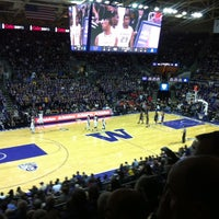 Photo taken at Alaska Airlines Arena by Jason E. on 2/1/2013