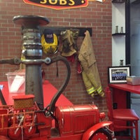 Photo taken at Firehouse Subs by Donna C. on 1/12/2013