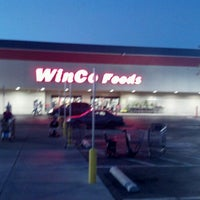 Photo taken at WinCo Foods by Larry I. on 10/1/2012