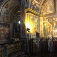 Photo taken at Chiesa di San Maurizio al Monastero Maggiore by Marc P. on 1/22/2013