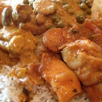 Photo taken at Taste of India by Amy L. on 11/15/2012