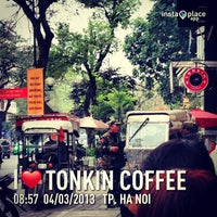 Photo taken at Tonkin Coffee by CMIV on 3/4/2013