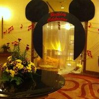 Photo taken at Grand Dorsett Labuan Hotel by Yvonne E. on 10/19/2012