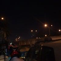 Photo taken at Kherwadi Junction by Akash M. on 2/15/2013