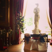 Photo taken at Towneley Hall by Zoë D. on 8/23/2013
