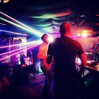 Photo taken at Zebra Cocktail Lounge by Jesse B. on 11/23/2014
