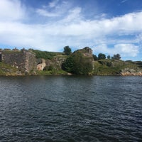 Photo taken at Suomenlinna / Sveaborg by Christina V. on 8/17/2016