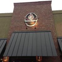 Photo taken at Smokejack BBQ by Christine M. on 4/14/2013