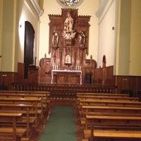 Photo taken at Monasterio Carmelitas Descalzas by Rafa O. on 10/7/2012