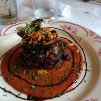 Photo taken at Mangiamo! by Julie G. on 10/21/2012