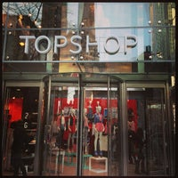 Photo taken at Topshop by Dhyana C. on 2/24/2013