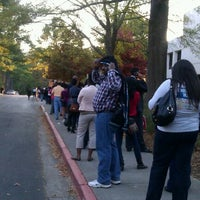 Photo taken at Fulton County North Annex Service Center by Khalilah S. on 11/2/2012