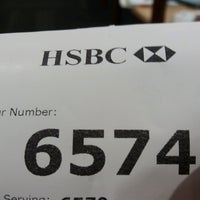 Photo taken at HSBC Bank by Mohammad Khairul A. on 9/19/2016