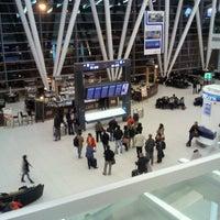 Photo taken at Terminal 2B by Róbert G. on 11/11/2012