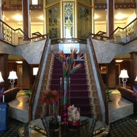Photo taken at The Providence Biltmore Hotel by Lindsay W. on 2/1/2013