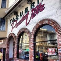 Photo taken at Pancho Villa Taqueria by Tonia on 3/23/2013