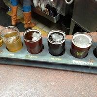 Photo taken at Motor City Brewing Works Inc by Nicki P. on 11/4/2012