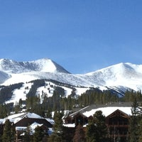 Photo taken at Breckenridge Ski Resort by Rose C. on 2/17/2013