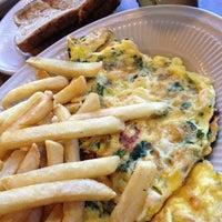 Photo taken at Embassy Diner by Rose C. on 11/21/2012