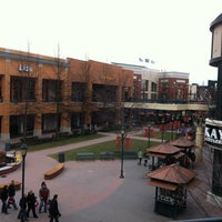 Photo taken at Short Pump Town Center by Robbie G. on 12/31/2012