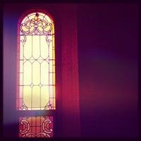 Photo taken at St. Joseph Catholic Church by Clare M. on 9/22/2012