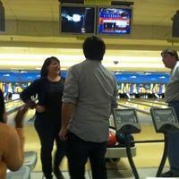 Photo taken at Triad Lanes by Keith S. on 12/15/2012