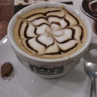 Photo taken at Café Petit by Ahedo P. on 11/8/2012