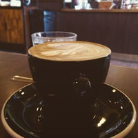 Photo taken at The Palace Coffee Company by Patrick H. on 1/17/2015