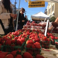 Photo taken at Divisadero Farmers' Market by Tim L. on 11/25/2012