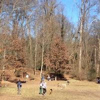 Photo taken at Oakhurst Dog Park by Ed A. on 1/18/2015