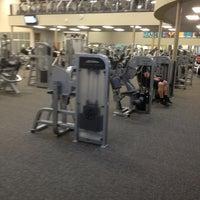 Photo taken at LA Fitness by Jesse H. on 12/28/2012