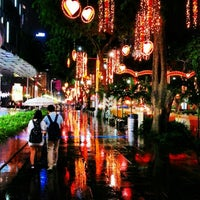 Photo taken at Orchard Road by Rendy R. on 11/29/2012