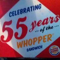 Photo taken at Burger King by Scottie B. on 11/23/2012