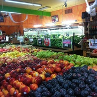 Photo taken at Walnut Creek Produce by Tom D. on 10/6/2012