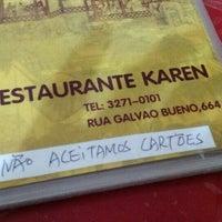 Photo taken at Restaurante Karen by Steve S. on 9/25/2016