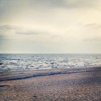 Снимок сделан в Ягринский пляж пользователем Juori 6/23/2013
