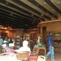 Photo taken at The Roasted Bean by SooFab on 6/30/2013