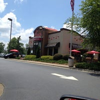 Photo taken at Chick-fil-A Barrett Parkway by SooFab on 7/12/2013