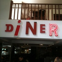 Photo taken at 210 Diner by Paulo C. on 12/2/2012