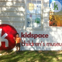 Photo taken at Kidspace Children's Museum by jo c. on 10/2/2012