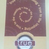 Photo taken at True Coffee Roasters by Peris N. on 10/6/2013