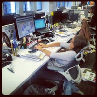 Photo taken at Gilt Groupe by Jason S. on 9/21/2012